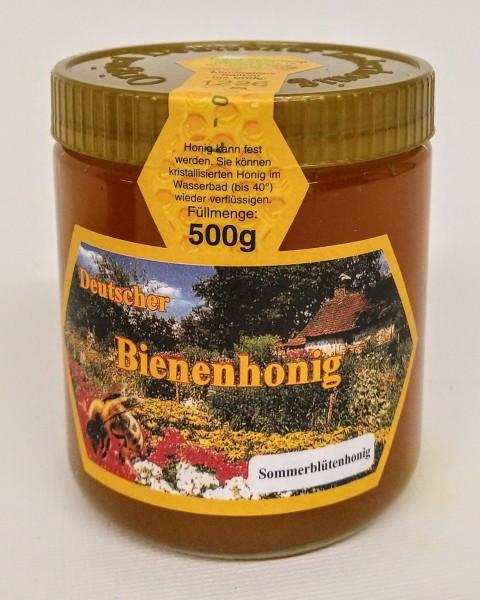 Imkerhonig / Sommerblüte 500g
